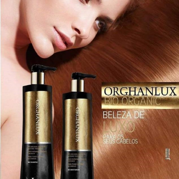 Lissage Orghanlux