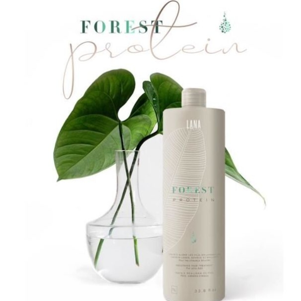 Lissage Organique Lana forest Protein 1L