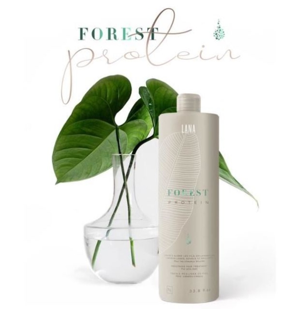 LISSAGE ORGANIQUE LANA FOREST PROTEIN